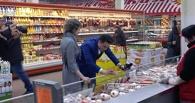 Съемочную группу «Магаззино» заметили на омском рынке