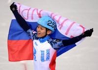 Виктор Ан добывает для России восьмое олимпийское золото