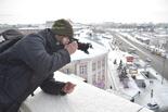 Пиковый кадр: как выглядит Омск с высоты