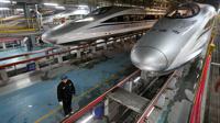 В Китае открыта самая длинная в мире скоростная железная дорога