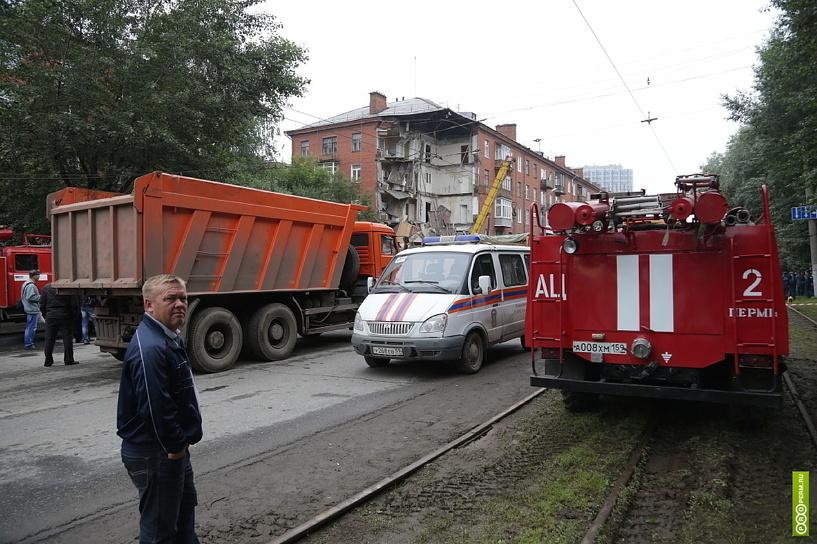 «Копали подвал, убирали сваи»: жильцы рухнувшего в Перми дома знают, кто виноват в трагедии