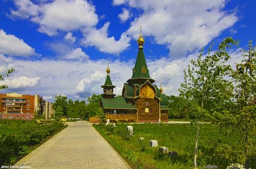 Омские кладбища готовят к Родительскому дню