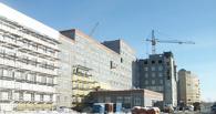 Окончить затянувшееся возведение поликлиники на Левобережье Омска планируется в 2017 году