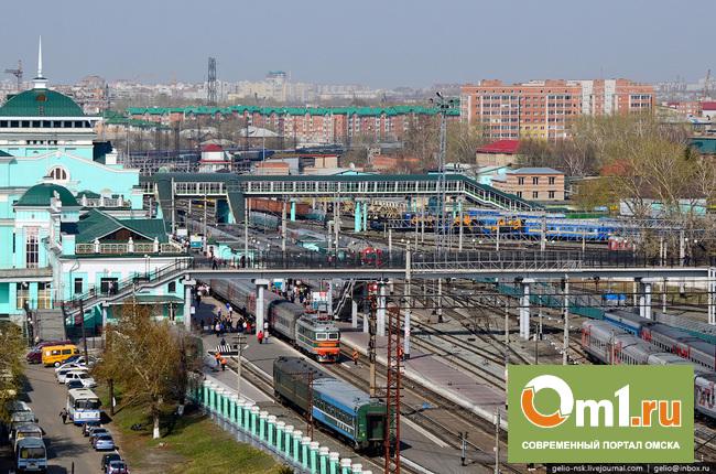 Станция Входная в Омске стала лучшей на РЖД