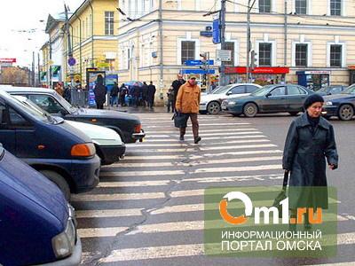 Омск – город для автомобилистов или пешеходов?
