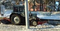 Мэрия сообщила, с каких улиц Омска убирали снег