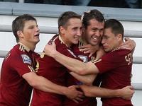 Сборная России опустилась в рейтинге FIFA