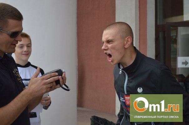 В Омске определили самого громкого фаната «Иртыша»