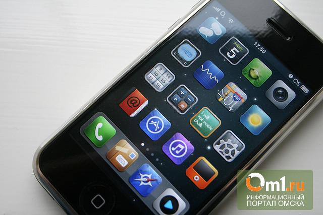 В Омске раскупают iPhone 5