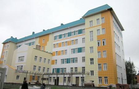 В Омске откроется самая большая поликлиника