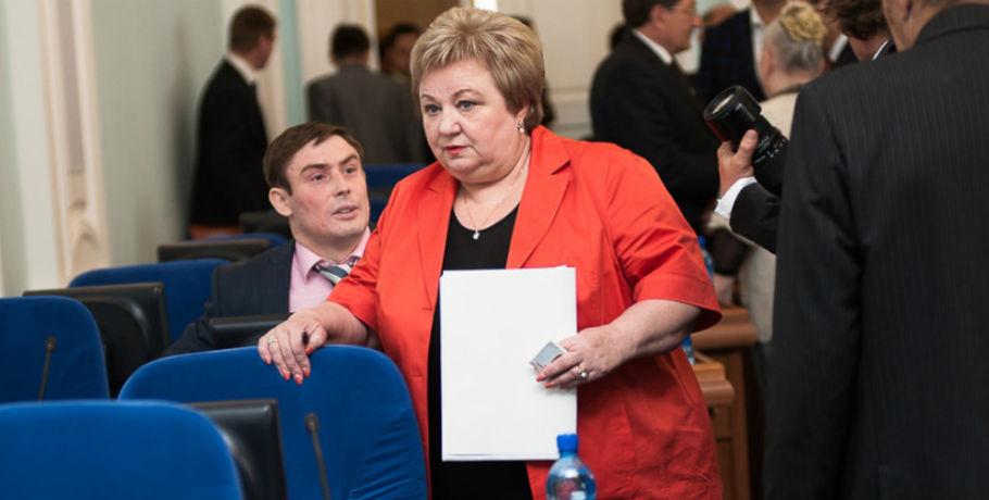 Судья раскрыла характер вердикта омским экс-министрам Илюшину иФоминой