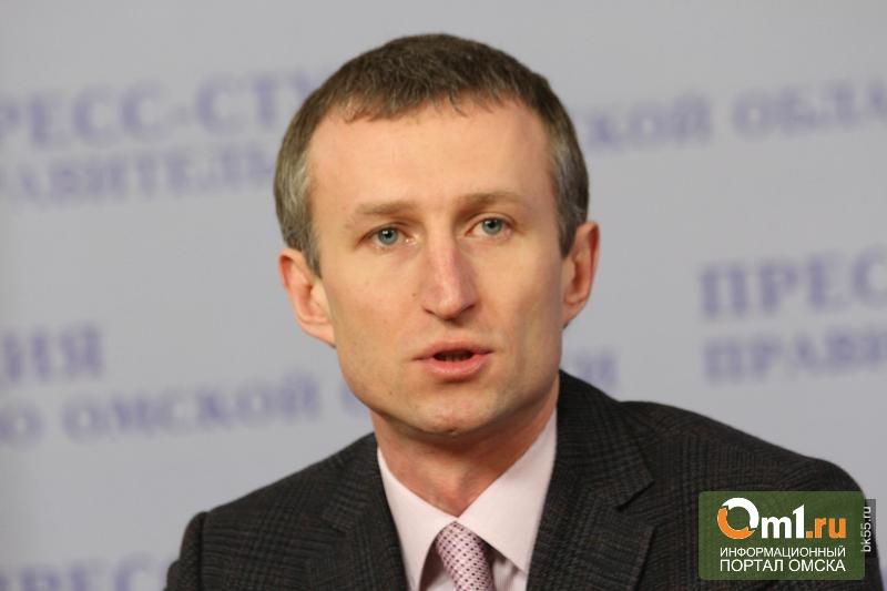 Министр спорта Чешукин намерен создать в Омске спортивный фонд
