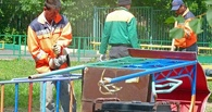 Виктор Назаров потребовал восстановить снесенную детскую площадку в Кормиловке