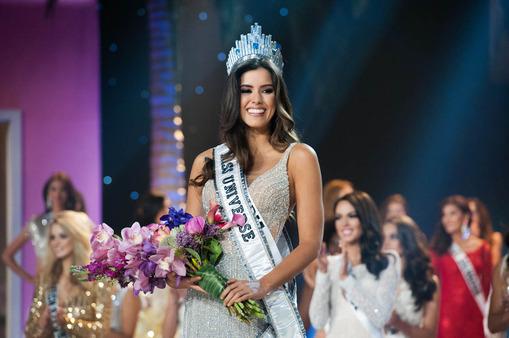 Титул «мисс Вселенная» завоевала колумбийка Паулина Вега