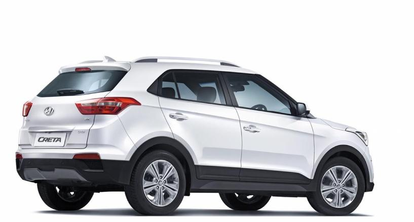 Новый русский Hyundai: появились снимки питерского кроссовера Creta