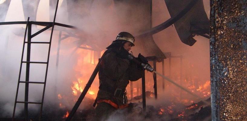 В интернате под Воронежем погибли 23 человека в результате пожара
