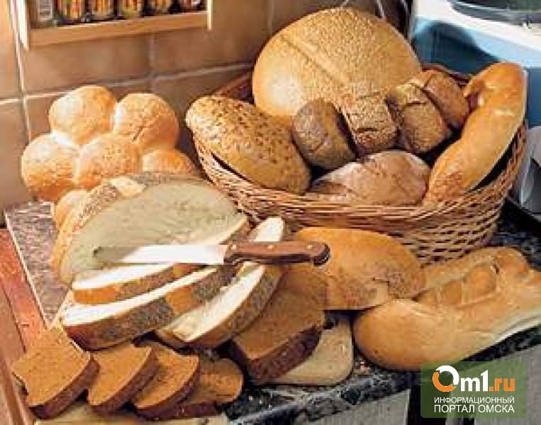 В Омской области выросли цены на хлеб