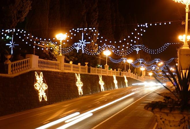 Дороги Омска украсят в стиле олимпийского Сочи