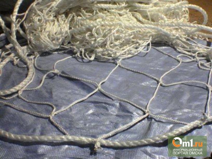 В Омской области подросток утонул, расставляя рыболовные сети