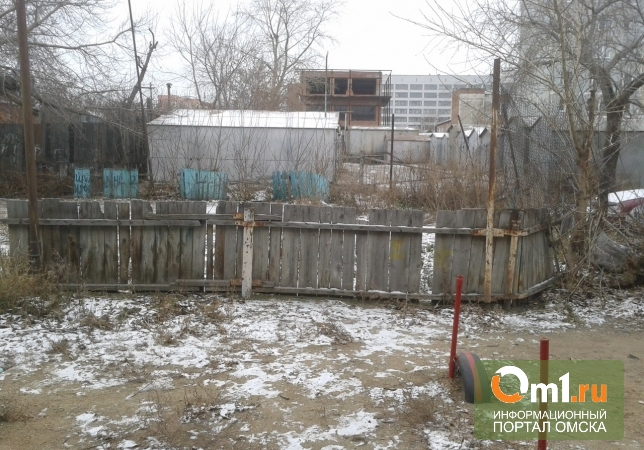 Заброшенный каток в Омске отремонтируют за 1,5 млн