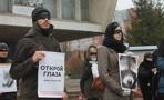 Нет провинциальной моде: омичи протестовали против шуб под музыку из «Реквиема по мечте»