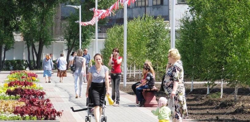 Парк 30-летия ВЛКСМ в Омске защищают от застройки
