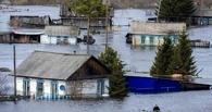 В Омской области подтоплены еще 73 жилых дома