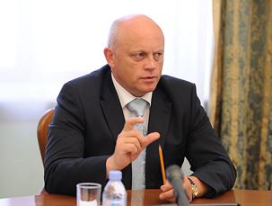 Назаров вернулся из поездки в Белоруссию