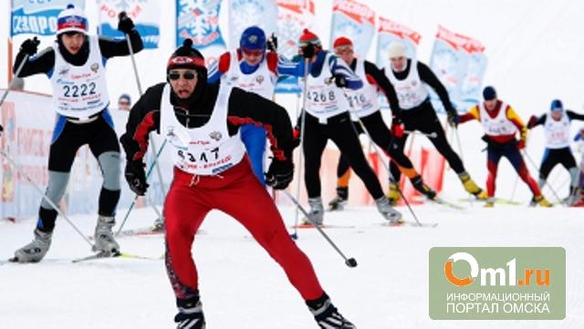 В Омске стартовала регистрация на «Лыжню России - 2013»