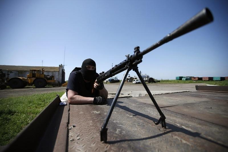 Украинские военные начали штурм Донецка