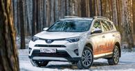 Проблема с ремнями безопасности: Toyota отзывает в России более 140 тыс. автомобилей