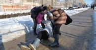 Омичка отсудила 150 000 рублей за падение на пешеходном переходе