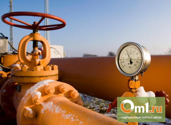 Газ придет в Большеречье только через два года