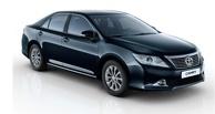 В Омске женщина не смогла спрятать у знакомой от приставов Toyota Camry