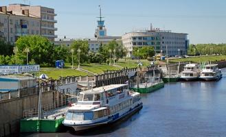 Окружному транспортному прокурору Феоктистову пожаловались на Омский речной порт