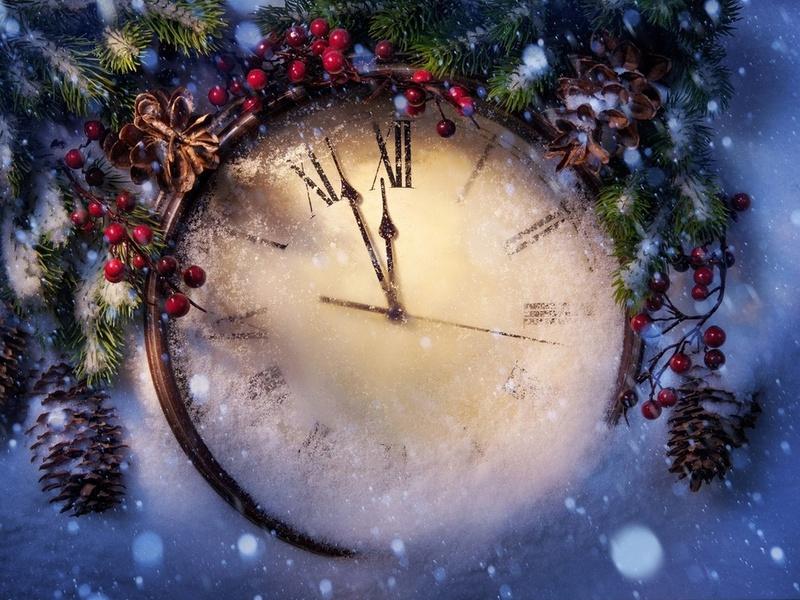 На Новый год в Омске ожидаются морозы до -25 С