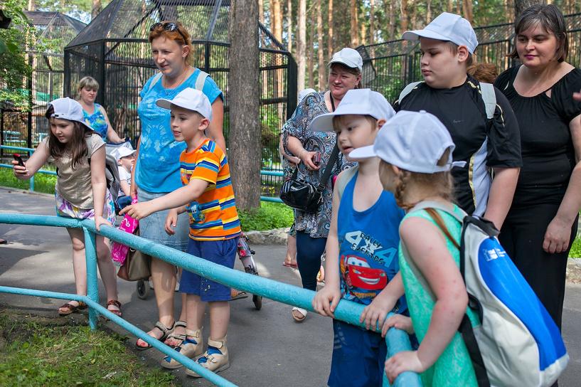«Газпромнефть-Региональные продажи» подарили детям путешествие