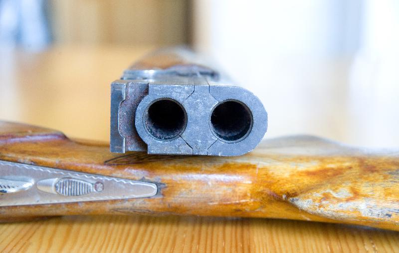61-летний омич выстрелил в зятя из охотничьего ружья
