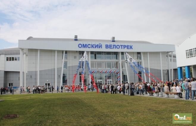 Омский велотрек готовят к международным соревнованиям