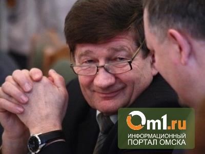 Рощупкин встретился с мэром Омска Вячеславом Двораковским