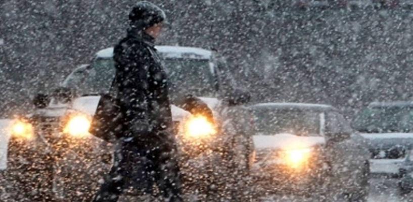 На выходные в Омске синоптики обещают снег и похолодание