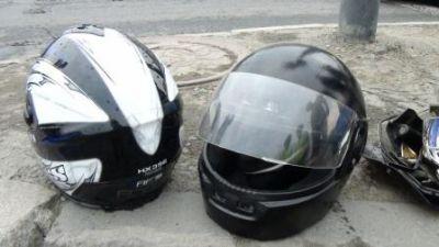 В Омске при столкновении с иномаркой погибла пассажирка мотоцикла