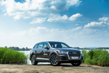 Техно гены: первая встреча с новым Audi Q7