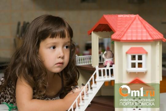 В Омской области обнаружено 264 нарушения при выдаче жилья детям-сиротам