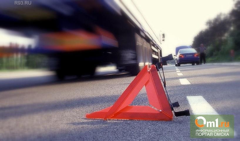 В Омске водитель «семерки» наехал на подростка и скрылся с места ДТП