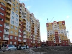 В Омске жилую 12-этажку на Малиновского строили без разрешения