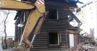 Мэр Омска считает законным снос аварийного дома, из которого не выселили жильцов