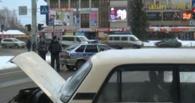 Омича на «Жигули» с гранатами и боеприпасами задержали у «Кристалла»