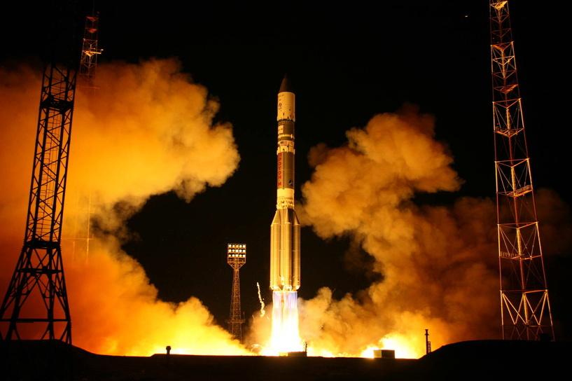 Российский спутник связи «Луч» успешно вышел на целевую орбиту