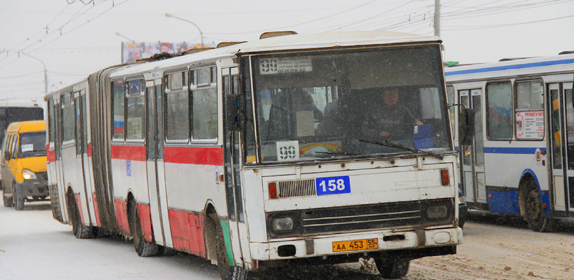 Омск ждет реформирование маршрутной сети